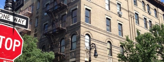 Friends Apartment Building is one of NYC.
