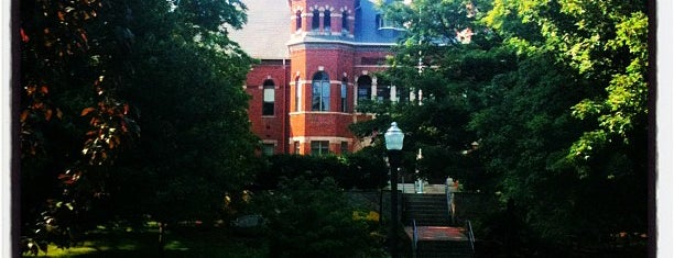 University of North Carolina at Greensboro is one of Greensboro, NC.