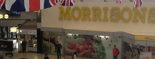 Morrisons Leeds - Merrion Centre is one of Uk places.