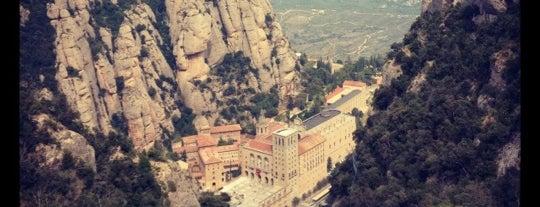 Monestir de Montserrat is one of Europe 16.