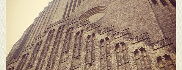 Grundtvigs Kirke is one of Copenhagen trip highlights.