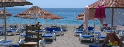 Bedya Beach is one of Lieux sauvegardés par Beyaz Bi'.