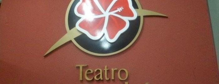 Teatro Maria Rodriguez is one of Sitios Históricos y Culturales de Cumaná.
