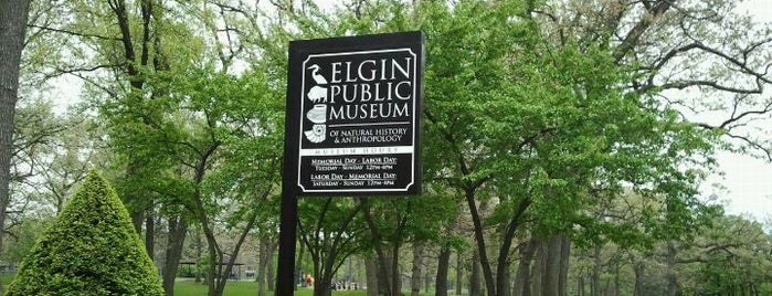 Elgin Public Museum of Natural History & Anthropology is one of Museums, Art, Field, Science, etc..
