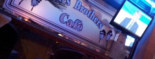 Blues Brothers Cafè is one of nuova vita.