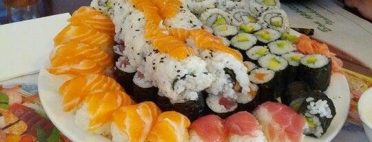 Hoki Sushi is one of Lieux sauvegardés par Elodie.