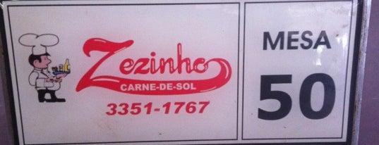 Zezinho Carne de Sol is one of Tempat yang Disukai Alexandre.