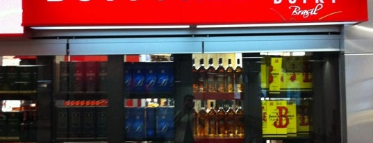 Duty Free Dufry is one of Tchescow : понравившиеся места.