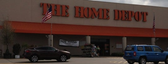 The Home Depot is one of Russ's Liked Places.