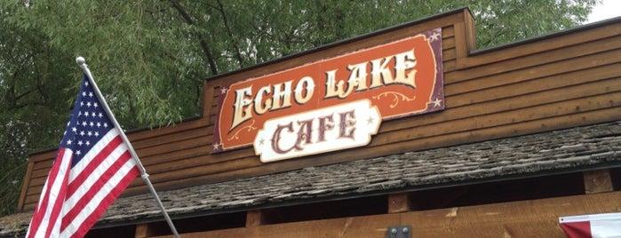Echo Lake Cafe is one of Rockies trip.