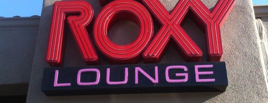 The Roxy Lounge is one of Nightlife.