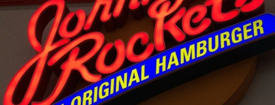 Johnny Rockets is one of Jamás regresar.