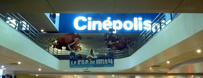 Cinépolis is one of Places.
