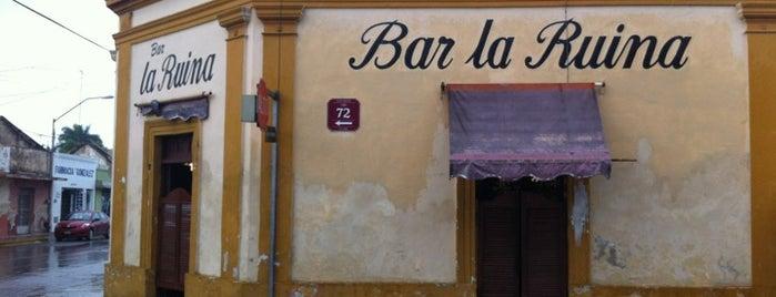 La Ruina is one of Para recomendar.