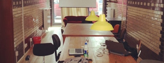 Wostel - Coworking & more is one of Berlin ToDo.