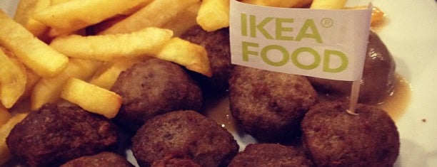 IKEA Restaurant & Cafe is one of Veni Vidi Vici İzmir 1.
