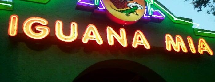 Iguana Mia is one of สถานที่ที่บันทึกไว้ของ John.