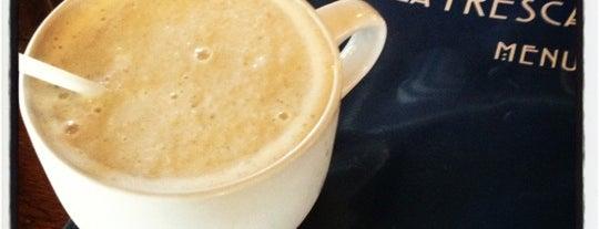 La Tazza Fresca is one of Coffee.