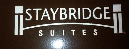 Staybridge Suites is one of Danilo'nun Beğendiği Mekanlar.