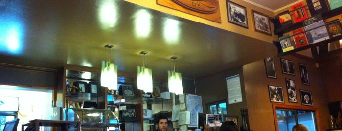 Café Mosqueto is one of Chile.