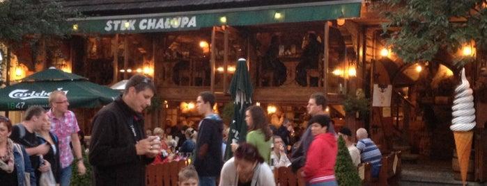 Stek Chałupa is one of Tomek'in Beğendiği Mekanlar.