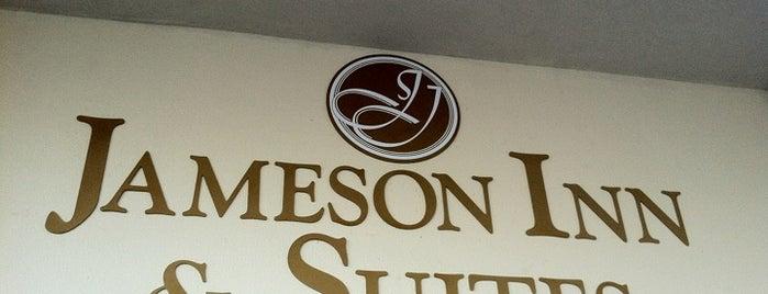 Jameson Inn Newport News is one of Orte, die Dawn gefallen.