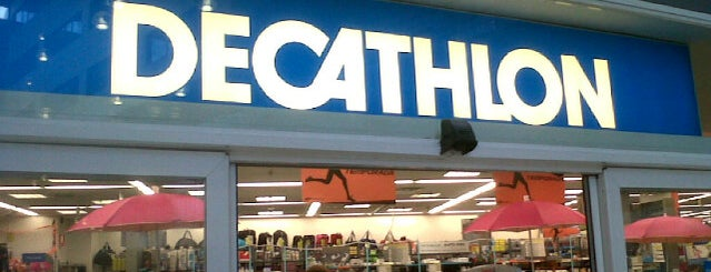 Decathlon is one of Tempat yang Disukai Marco.