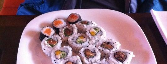 Yoshi Sushi is one of Japas do Brasil.