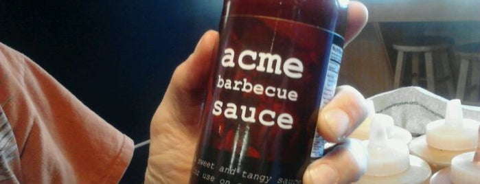 Acme Barbeque is one of PA - Montoursville.