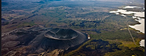 Hverfjall is one of Weekend in Iceland.