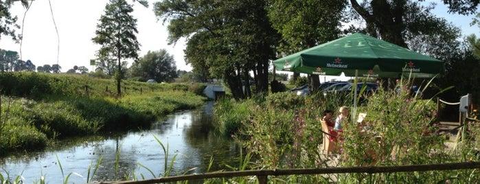 Młyn Pod Mariaszkiem is one of Krzysztof 님이 좋아한 장소.