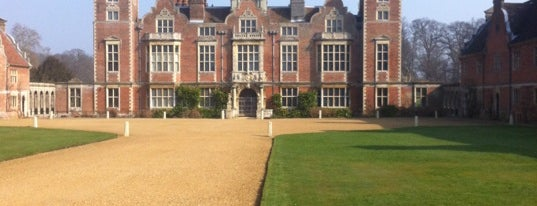 Blickling Hall & Estate is one of Tom's Liked Places.