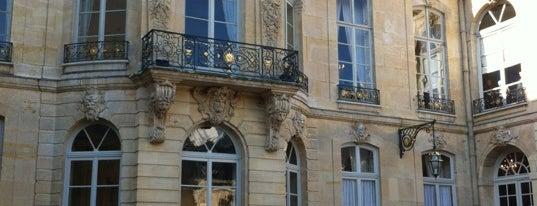 Hôtel de Matignon is one of Bienvenue en France !.