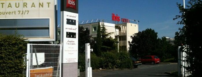 Ibis is one of Orte, die yediyukarı gefallen.