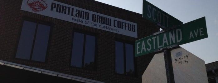 Portland Brew is one of Posti salvati di Brandi.