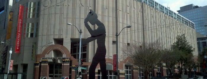Seattle Art Museum is one of 2012 MLA Seattle.