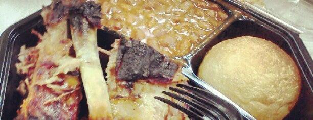 Dickey's Barbecue is one of Lugares favoritos de Albert.