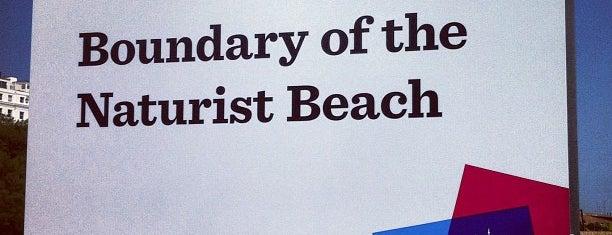 Cliff Bathing Beach is one of สถานที่ที่ Miguel ถูกใจ.