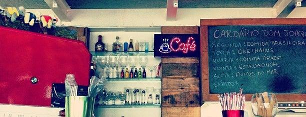Dom Joaquim Bar & Café is one of Cafeterias.