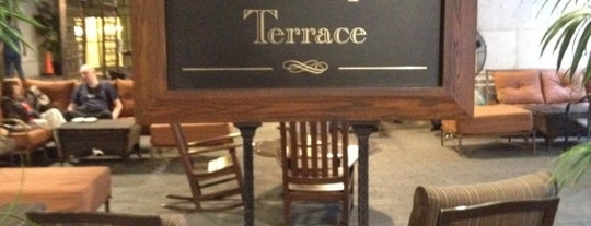 The Campbell Terrace is one of Speakeasy Bars.