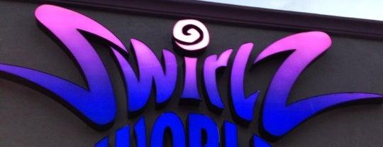 Swirlz World is one of Locais curtidos por Greg.