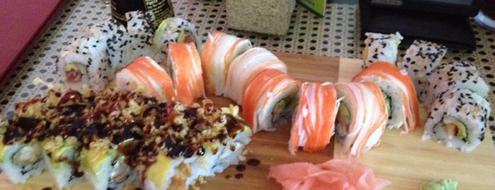 Sushi to Go is one of Fabian 님이 저장한 장소.
