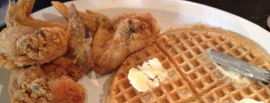 Chicago's Home Of Chicken & Waffles is one of 101 places to see in Chicago before you die.