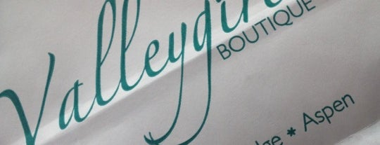 Valleygirl Boutique is one of Tempat yang Disukai Kalyn.
