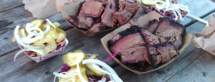 Delaney Barbecue: BrisketTown is one of NYC Restaurants: To Go Pt. 2.