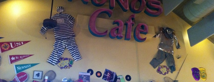 Nono's Cafe is one of Posti che sono piaciuti a Jill.