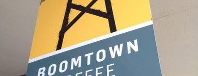 Boomtown Coffee is one of Comer y Beber en Houston.