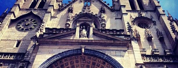 Église Saint-Nizier is one of Lyon monuments / parcs.