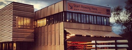 Community Rowing is one of Getting to Know: Brighton.
