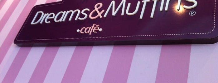 Dreams & Muffins is one of Posti salvati di Rodrigo.